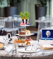 Mad Hatters Tea at Sanderson