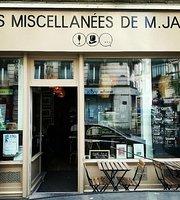 Les Miscellanees de M. Jash