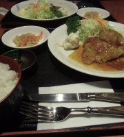 Dangouzaka Service Area (upbound) Restaurant
