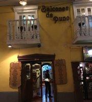 Balcones de Puno