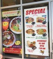 Los Jilberto's Mexican Food