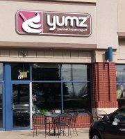 Yumz Gourmet Frozen Yogurt