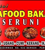 Seafood Bakar Seruni