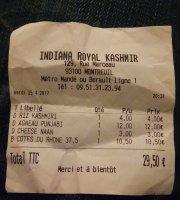 Indiana Royal Kashmir