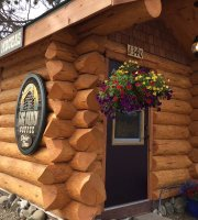 Log Cabin Coffee Drive-Thru
