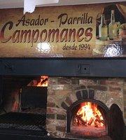 Restaurante Parrilla Campomanes