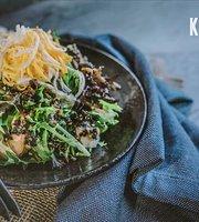 Korean Charcoal BBQ Restaurant and Bar