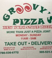 Groovy's Pizza Restaurant and Bar