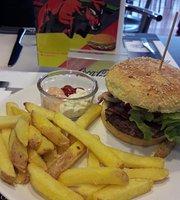 Hay Burger