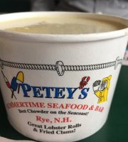 Petey's Summertime Seafood