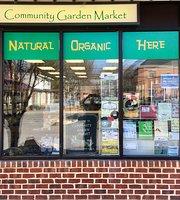 Community Garden Market