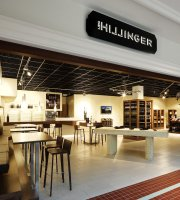 Leo HILLINGER Wineshop & Bar Designer Outlet Salzburg