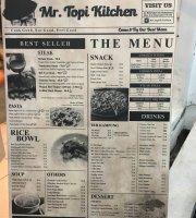 Mr. Topi Kitchen