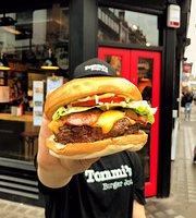 Tommi's Burger Joint, Berwick St, Soho