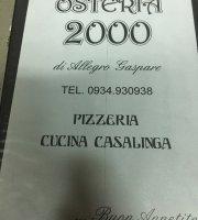 Osteria 2000