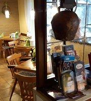 Pension und Cafe Am Forst -バ...