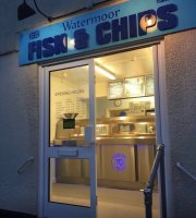 Watermoor fish and chips shop