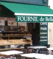 Restaurante Le Fournil de Belle Croix