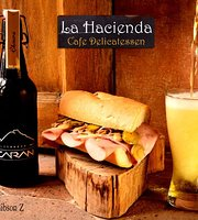 La Hacienda Cafe Delicatessen