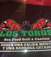 LOS TOROS sea food grill n cantina
