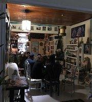 Arte vintage café