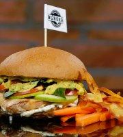 Black burger factory