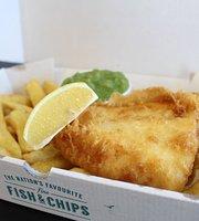 Fish and Chips at Weston Grove