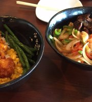 Stone Bowl Pan Asia Kitchen & Sushi