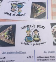 Dom & Flo creperie francaise