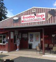 Frothy Top Roadside Stop