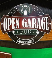 Open Garage Pub
