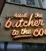 Said The Butcher To The Cow