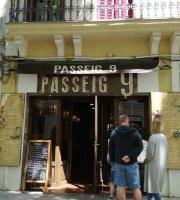 Passeig 9
