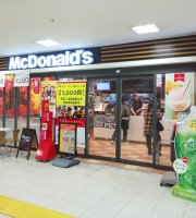 McDonald's, Fukushima Station West Entrance Shopping Center