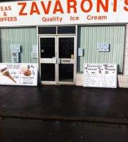 Zavaroni's cafe Argyle street