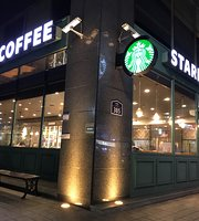Starbucks Sindang Station