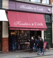 Konditor & Cook - Borough Market, London Bridge