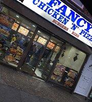Fancy Chicken 'N' Pizza