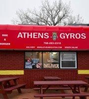 Athens Gyros Richton