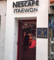 Cafe Nescafe Itaewon