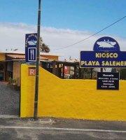 Kiosko Playa Salemera