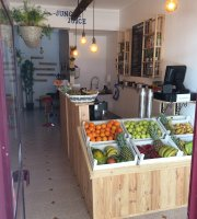 Jungle Juice Healthy & Juice Bar