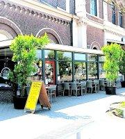 Stoom, station Middelburg