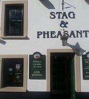 Stag & Pheasant