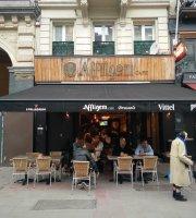 Affligem Café brussels