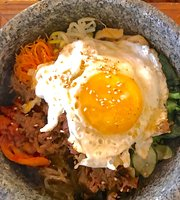 Burning Rice Korean BBQ Bibimbop