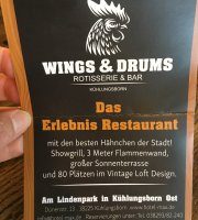 Wings & Drums