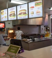 El Frankfurt hamburguesas y salchichas