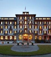 Hotel Kurhaus Bergün Restaurant