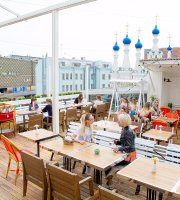 Rooftop Bar-Restaurant SCHASTYE